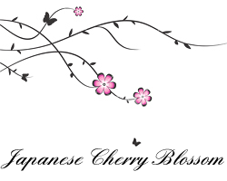 Japanese Cherry Blossom theme preview