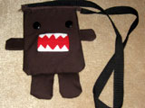 Domo-kun the tour guide