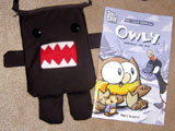 Domo-kun and Owly
