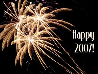 Happy 2007!